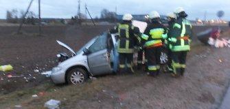 Kraupi latvių šeimos avarija prie Kėdainių: žuvo motina, o tėvas ir keturi vaikai sužeisti