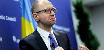 Naujoje Ukrainos vyriausybėje ministru gali būti ir lietuvis