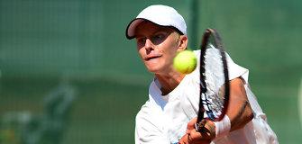 Lukas Mugevičius poroje su rumunu laimėjo ITF dvejetų varžybas Turkijoje