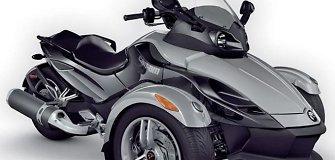 Triračių motociklų gerbėjams – specialus kodas