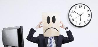 Darbe jaučiate stresą? Gal kaltas vadovas...