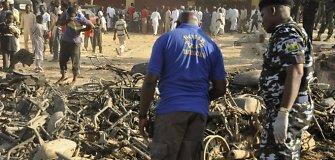 Nigerijoje sprogdinimo ir ginkluoto išpuolio mečetėje aukų skaičius padidėjo iki 120