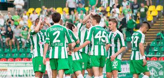 24-asis Lietuvos futbolo A lygos turas: principinių dvikovų metas