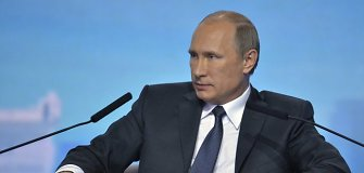 Vladimiras Putinas pareiškė, kad visą gyvenimą Rusijai vadovauti nenori