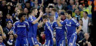 """Toliau neįveikiami: """"Chelsea"""" iškovojo lengvą pergalę """"Premier"""" lygoje"""