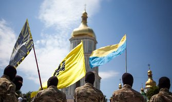 Ukraina taps JAV karine sąjungininke jau artimiausiomis dienomis?