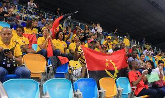 """Pirmoji pasaulio čempionato diena: """"Gran Canaria"""" arena jau kvėpuoja krepšiniu"""