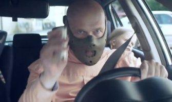 Lietuviška socialinė reklama – netapk žudiku vairuodamas