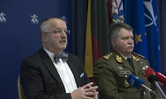 Karinės agresijos atveju trūktų ne ginkluotės, o karių?
