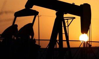 Prognozuojama, kad naftos kainos 2015 metų antroje pusėje pradės augti
