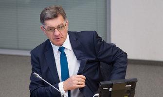 Algirdas Butkevičius: dėl energetikos ministro valdantieji tarsis pirmadienį