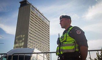 Vilnius  pasitinka NATO šalių karininkus