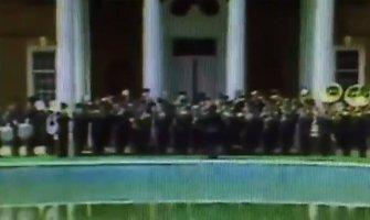 Paskelbtas vaizdo klipas, kurį CNN parodys prieš pasaulio pabaigą