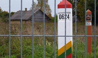Valstybės sienos apsaugos tarnyba stiprina priežiūrą pasienyje su Baltarusija