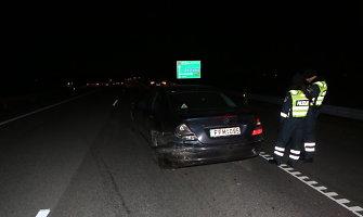 Prie Klaipėdos – masinė avarija