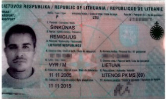 Rusijos ginklas prieš Ukrainą ir Lietuvą – suklastotas pasas ir tokia pat meilės istorija
