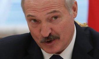 Išoperuotas Baltarusijos prezidentas Aliaksandras Lukašenka