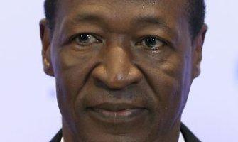 Atsistatydino Burkina Faso prezidentas