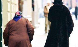 Vyriausybė nusprendė 200 litų nedidinti senatvės pensijų