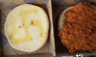 """""""McDonald's"""" teko atsiprašyti už ant sumuštinio nupieštą svastiką"""