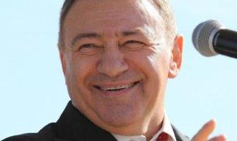 Italija įšaldė Rusijos verslininko Arkadijaus Rotenbergo 30 mln. eurų ir areštavo jo turtą