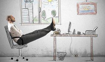 Lietuviai nedirba, nes siūlomas uždarbis – per mažas