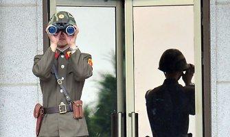 Šiaurės Korėja dėl Ebolos viruso grėsmės uždaro sienas