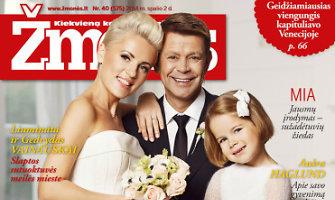 """Ramunė ir Arnas Klivečkos: """"Po dešimties metų mes vis dar norime švęsti vestuves..."""""""