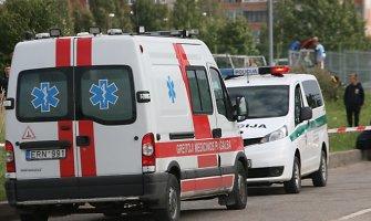 Gardamo miestelio gyventojas mirė nuo žaizdos kojoje
