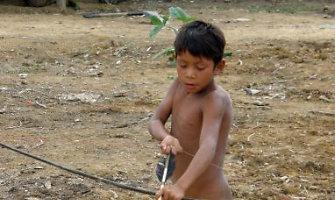 Lietuvis Amazonės džiunglėse. 8. Daiktai, kuriuos reikėjo išmainyt, kad paspruktum nuo indėnų
