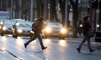 Kaune pėstieji nesirūpina savo saugumu, o vairuotojai laksto lyg patrakę
