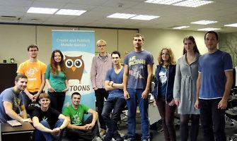 """Lietuvių programėlė """"TutoToons"""" traukia viso pasaulio žaidimų kūrimo entuziastus"""