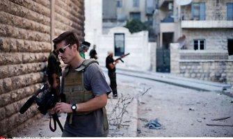 Paviešintas paskutinis laiškas, kurį iš džihadistų gavo nužudyto J.Foley šeima