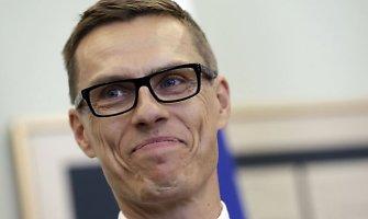 """Suomijos premjeras Alexanderis Stubbas: """"Maskva provokuoja daugelį savo kaimynų"""""""