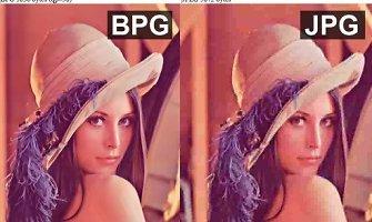 BPG – efektyvesnis paveikslėlių formatas, kurio dar teks palaukti