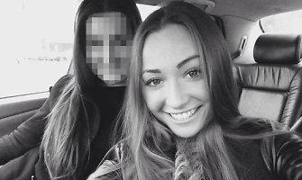 """Cinizmas ar nesusipratimas: laimingos įtariamosios vairuotojos-žudikės nuotrauka """"Facebook"""""""