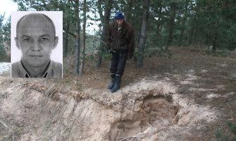Dingusio ramygaliečio Arvydo Nikštelės nerandantys artimieji vyro jau ieško po žeme