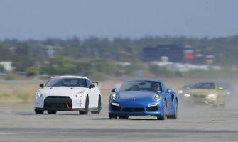 """Didžiausiose pasaulio traukos lenktynėse nugalėjo """"Porsche 911 Turbo S"""""""