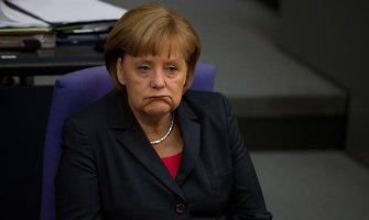 Vokietija nerimauja, kad sėkmingi Ukrainos karių veiksmai supykdys Kremlių