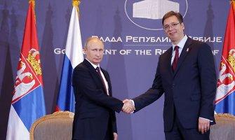 Serbijos dilema – eiti su Europa ar po senovei su Rusija?