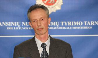 Kęstutis Jucevičius neatsistatydins, nebent to pareikalaus ministras