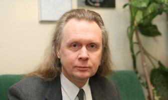 Finansų analitikas Valdemaras Katkus: euro projektas yra propagandinis
