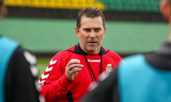 Lietuvos jaunimo futbolo rinktinė Vilniuje sužais 2 kontrolines rungtynes su Baltarusija