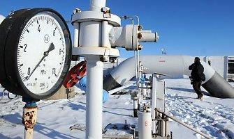 Ukraina žiemą nešals: su Rusija naktį pasirašė sutartį dėl dujų tiekimo