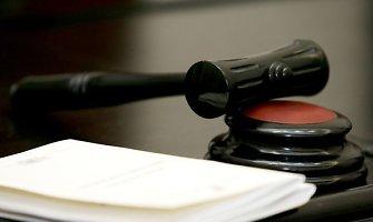 Teismas sprendžia buvusio vyriausiojo komisaro ir Policijos departamento ginčą