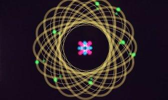 Mokslininkai užfiksavo, kokį garsą skleidžia atomas