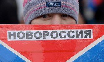 Penki Kremliui nemalonūs faktai apie vadinamąją Novorusiją