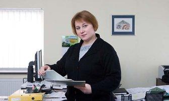 """""""Darbiečiai"""" Nacionalinės žemės tarnybos vadove norėtų matyti Aureliją Jakaitienę"""
