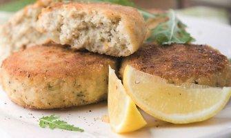 Ji24.lt receptų pasiūlymai – žuvies maltinukai