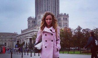 Monika Šalčiūtė Varšuvoje ieškojo ramybės